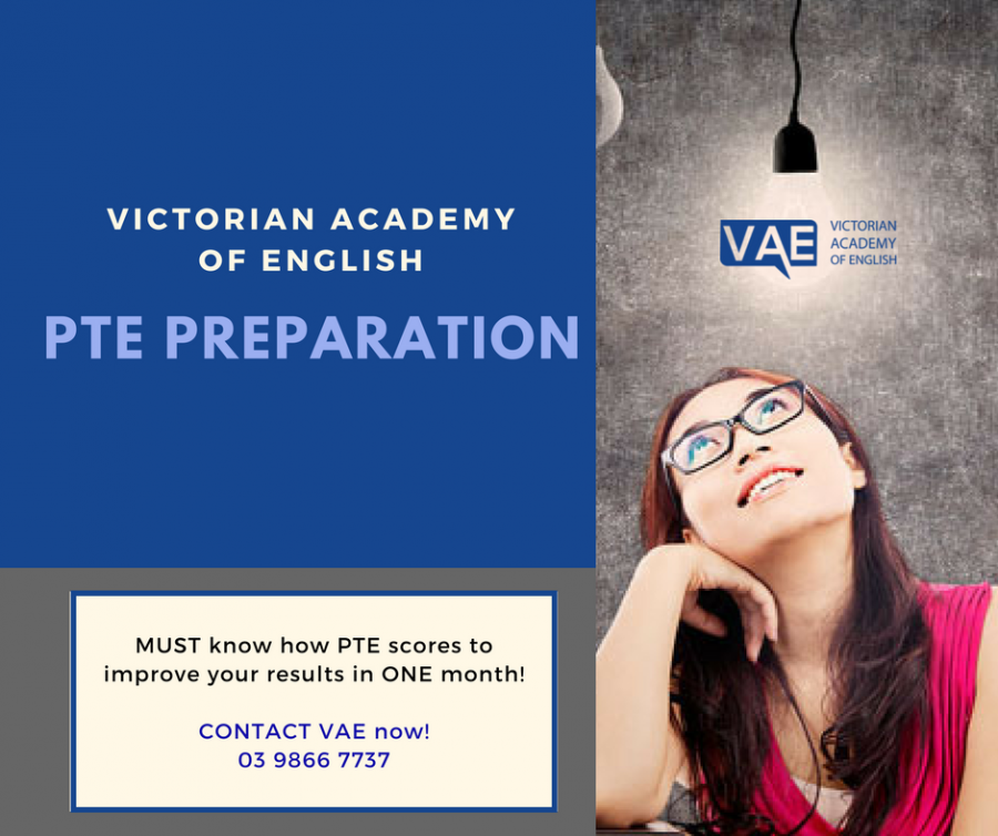 PTE Preparation | Victorian Academy of English | Melbourne