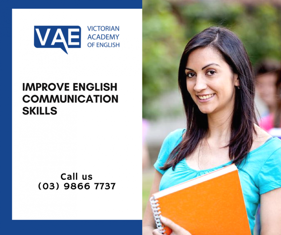VAE Improve English Communication Skills | Melbourne